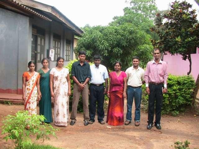 Van Lanka Team