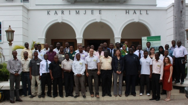 Solid Waste Management Stakeholder Meeting July 2012